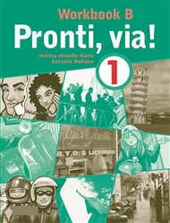 Pronti, via! 1 Workbook B - 9780170102308
