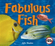 Fabulous Fish - 9780170104463