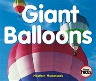 Giant Balloons - 9780170104494