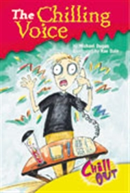 The Chilling Voice - 9780170105309