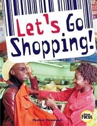 Let's Go Shopping! - 9780170105897