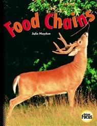 Food Chains - 9780170105927