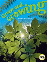 Green and Growing - 9780170105934