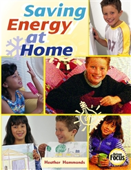 Saving Energy at Home - 9780170106047