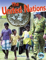 The United Nations - 9780170106108