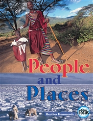 People and Places - 9780170106214
