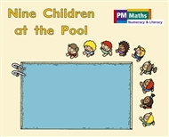 Nine Children at the Pool - 9780170106696