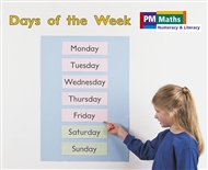 Days of the Week - 9780170106740