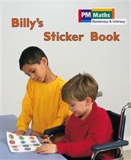 Billy's Sticker Book - 9780170106948