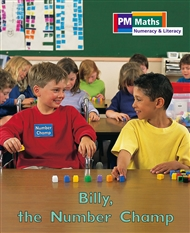 Billy, the Number Champ - 9780170106993