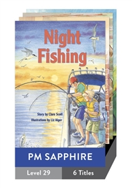 PM Plus Story Books Sapphire Level 29 Set A Pack (6 titles) - 9780170108058