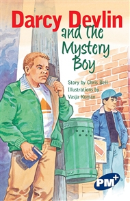 Darcy Devlin and the Mystery Boy - 9780170108072