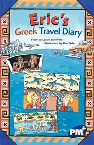 Eric's Greek Travel Diary - 9780170108164