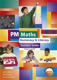 PM Maths Numeracy and Literacy Set A&B Teachers' Guide - 9780170108331