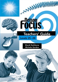 Nelson Focus 6 Teachers' Guide - 9780170108416