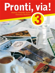 Pronti, via! 3 Student Book - 9780170111300