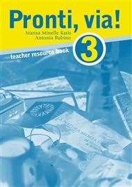 Pronti, via! 3 Teacher Resource Book - 9780170111331
