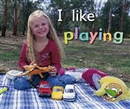 I Like playing - 9780170112192