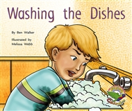 Washing the Dishes - 9780170112437
