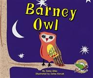 Barney Owl - 9780170112451