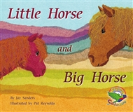 Little Horse and Big Horse - 9780170112468