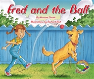Fred and the Ball - 9780170112628