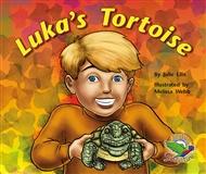 Luka's Tortoise - 9780170112635