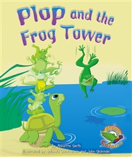 Plop and the Frog Tower - 9780170112857