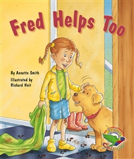 Fred Helps Too - 9780170112888