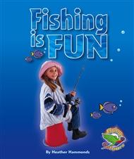 Fishing is Fun - 9780170112970