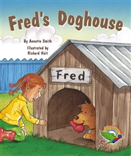 Fred's Doghouse - 9780170113052