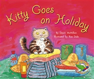 Kitty Goes on Holiday - 9780170113106