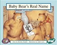 Baby Bear's Real Name - 9780170113311
