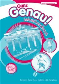 Ganz Genau! Teacher Resource Pack - 9780170114165