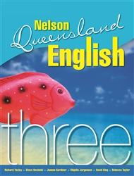Nelson Queensland English Book 3 - 9780170114240