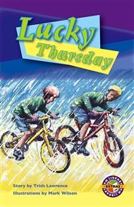 Lucky Thursday - 9780170114288