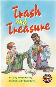 Trash and Treasure - 9780170114325