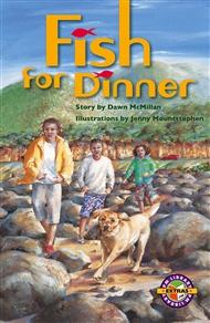 Fish for Dinner - 9780170114332