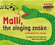 Malli, the singing snake - 9780170114486