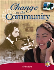 Change in the Community - 9780170114653