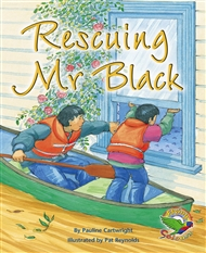 Rescuing Mr Black - 9780170115827