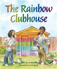 The Rainbow Clubhouse - 9780170115995