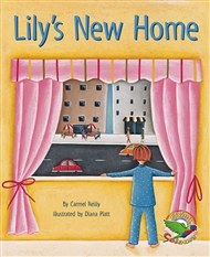 Lily's New Home - 9780170116039