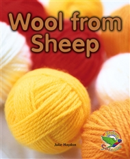 Wool from Sheep - 9780170116077