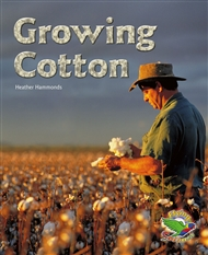 Growing Cotton - 9780170116138