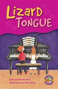 Lizard Tongue - 9780170117104