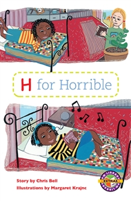 H for Horrible - 9780170117128