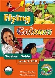 Flying Colours Green Level 12-14/15 Teachers' Guide - 9780170117326
