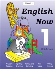 English Now Book 1 - 9780170117432