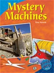 Mystery Machines - 9780170119481